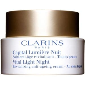 CLARINS CAPITAL LUMIERE NUIT Piel normal a mixta