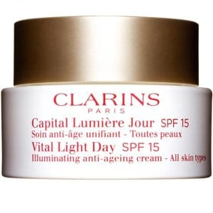 CLARINS CAPITAL LUMIERE JOUR SPF15 Piel normal a seca
