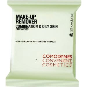 COMODYNES MAKE-UP REMOVER COMBINATION & OILY SKIN FACE piel mixta o grasa