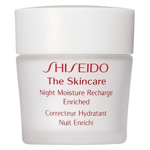 SHISEIDO THE SINCARE NIGHT MOISTURE RECHARGE ENRICHED Piel seca